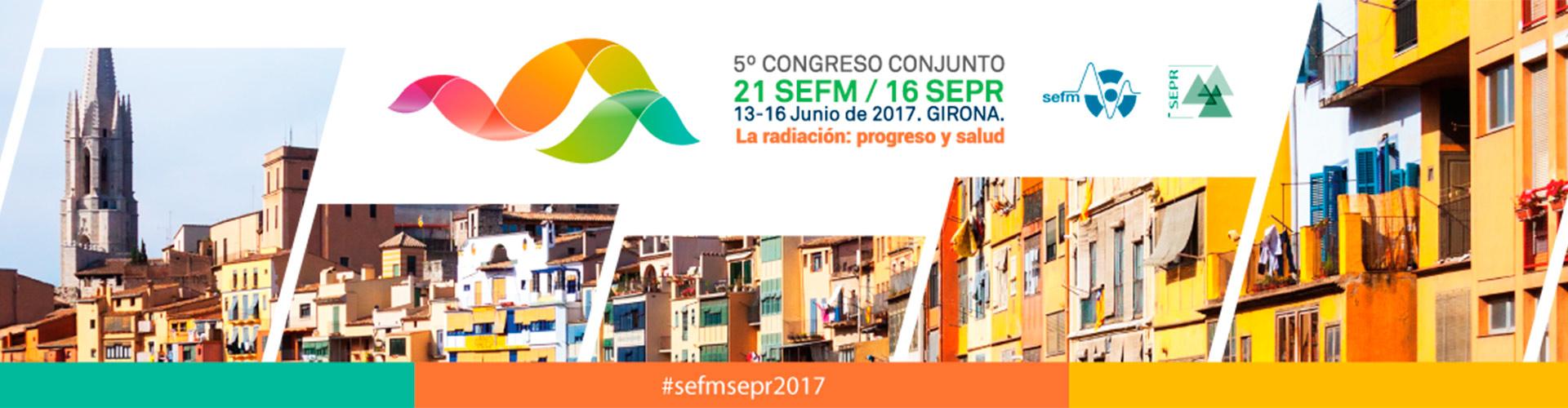 5 congreso conjunto SEFM SEPR